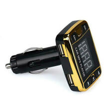 Fm Transmitter Wireless Mp3 Phone Radio Kit Bluetooth Sd Usb Charger Car Adapter