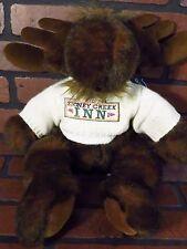 "STONEY CREEK INN Moose 18"" Plush Stuffed Toy w/ Tag"