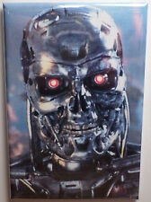 "Terminator 2"" x 3"" Refrigerator Locker MAGNET Schwarzenegger"