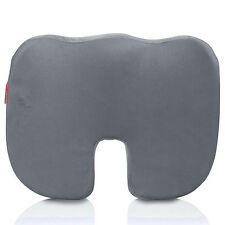 Coccyx Orthopedic Memory Foam Office Chair Car Seat Cushion Lower Back Support