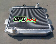 FOR Ford Capri MK2 MK II 2600/2800 V6 1974-1977 1976 Manual Aluminum radiator