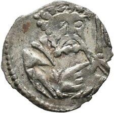 Schlesien Liegnitz Heller o.J. (1425/1450) Münze Coin (HH182)