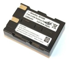 NP-400 Battery for Konica Minolta Dimage A1 A2 Dynax 5D K20D GX-20 MAXXUM 7D