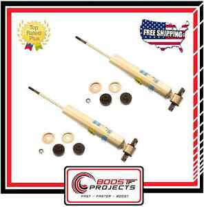 Bilstein PAIR Front Shock Absorbers for Chevy C1500/Tahoe /GMC C1500 24-062107