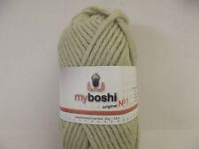 Wolle zum Stricken myboshi No 1 Fb 171 / beige ( 500 gr )