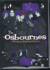 The Osbournes Trading Cards 72 Card Base Set