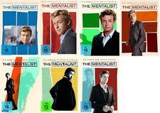 The Mentalist Staffel 1-7 (1+2+3+4+5+6+7) DVD Set Die komplette Serie NEU OVP