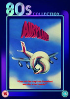 Airplane 80S Collection DVD NUOVO
