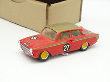 Provence Moulage Kit Monté SB 1/43 - FORD LOTUS CORTINA N 27 ALAN MANN N°27