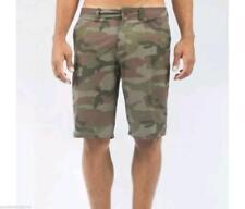 Shorts Bermuda Vans Jalama Print De Pantaloncino Mimetico militare Uomo Tg.42
