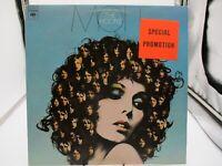 MOTT THE HOOPLE - The Hoople PROMO LP Record - 1974 Columbia PC 32871 VG+ c VG+