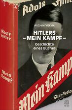 """Hitlers """"""""""""""""Mein Kampf""""""""""""""""  Geschichte eines Buches  Übers. v. Hedinger, Sa ..."""