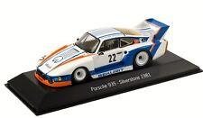 1:43 SPARK 1981 PORSCHE 935 Silverstone 70 Years Walter Röhrl PORSCHE MUSEUM