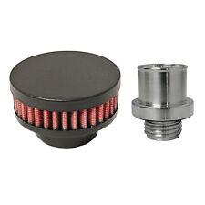 Valve Cover Breather Oil Cap HEMI R/T SRT8 SRT-8 5.7 6.1 6.4 (Textured Black)