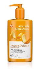 AVALON ORGANICS INTENSE DEFENSE VITAMIN C REFRESHING CLEANSING GEL 250ml