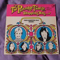 Shopping Bag LP GATEFOLD (The Partridge Family - 1972) BELL 6072
