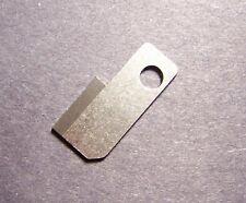 KNIFE # 411000035 Carbide Tipped Lower Blade Serger Husqvarna Viking 905 910 936