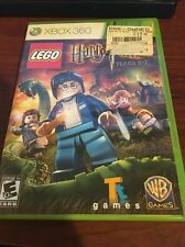 LEGO Harry Potter: Years 5-7 - Xbox 360 Good Shape CIB w. Manual WB Games