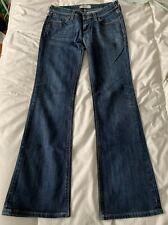 JEAN LEVI'S 572 BOOTCUT Couleur bleu fonce Taille W30 L32