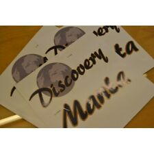 BAILEY Discovery (1995) Manta Caravan Stickers Decals Graphics - SET OF