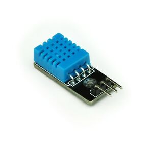 DHT11 Digital Output Temperature and Humidity Sensor for Arduino
