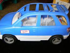Vintage Barbie Blue Pop Out Picnic Hatchback SUV 1999