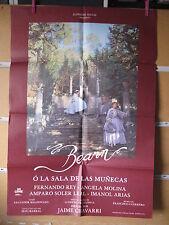 A1736  BEARN O LA SALA DE LAS MUÑECAS. FERNANDO REY, ANGELA MOLINA.