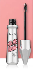 Lot of 4 - BENEFIT GIMME BROW #3  Brow Volumizing Fiber Gel 1.2 oz total