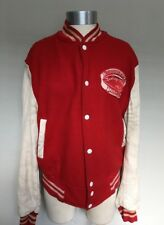 Vtg 50s 60s George Mason Northwestern Group Football Varsity Bomber Medium