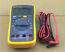 NEW Fluke 18B+ LED Test Digital Multimeter AC/DC Ohm