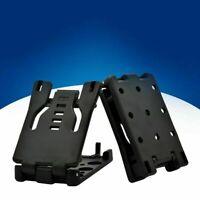 DIY Travel Buckle Large Tek Lok Belt Clip Loop Kydex / Sheath Hot Holster H1H5