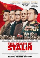 THE   DEATH   OF   STALIN      film    poster.