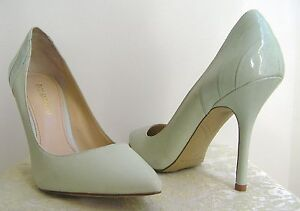 "Enzo Angiolini - NEW 4"" Pump Heels PALLASSINO Light Green 9M (for 8.5) $120"