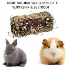Natural Hay Bale with Beetroot Parsnip for Small Rodents & Rabbits 200g 60795