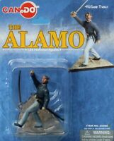 Dragon Can Do 1:24 The Alamo William Travis Action Figure #20080B