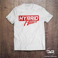 Hybrid Hater Funny Novelty Joke JDM Prius Car Turbo Enthusiast Mens T-Shirt Gift