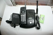 """New Boxed """"KOMTEL KT-888R+""""-Long Range Distance Cordless Telephone with handset"""