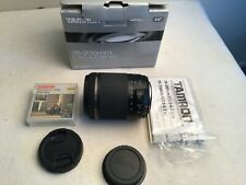 Tamron 18-200mm F/3.5-6.3 Di II VC Zoom Lens for Canon + UV filter