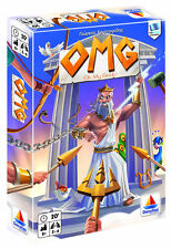 OMG Oh My Gods! Gods of Olympus GREEK Board Game - Οι Θεοί του Ολύμπου - NEW