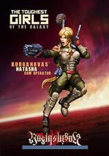 Raging Heroes The Kurganova Shock Troops Natasha Com Operator