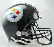 PITTSBURGH STEELERS NFL Riddell ProLine Full Size AUTHENTIC Football Helmet