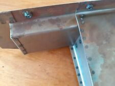 MG TD MGTD Side Curtain Compartment