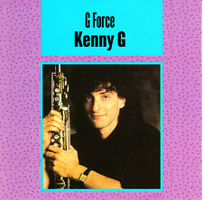 Kenny G - G Force CD 1996 Import Smooth Jazz