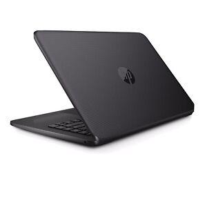 Hp Notebook (Black)