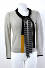 SONIA BY SONIA RYKIEL Pullover Gr. XS Wolle Pulli Strick Feinstrick Knit Sweater
