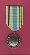 UN United Nations Military Award medal FIRST UN MEDAL Mission