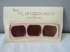 Mary Kay Lip Color Palette Great Fashion Spices NIP #0438