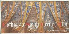 Souvenir philatélique N° 37 CATHEDRALE D'ALBI . Sous blister d'origine