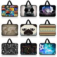 """Notebook laptop Sleeve Case Carry Bag Pouch For 11.6 13 14 15.6 17"""" HP Pavilion"""