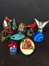 10 Pieces Christmas Ornament, Home Decoration